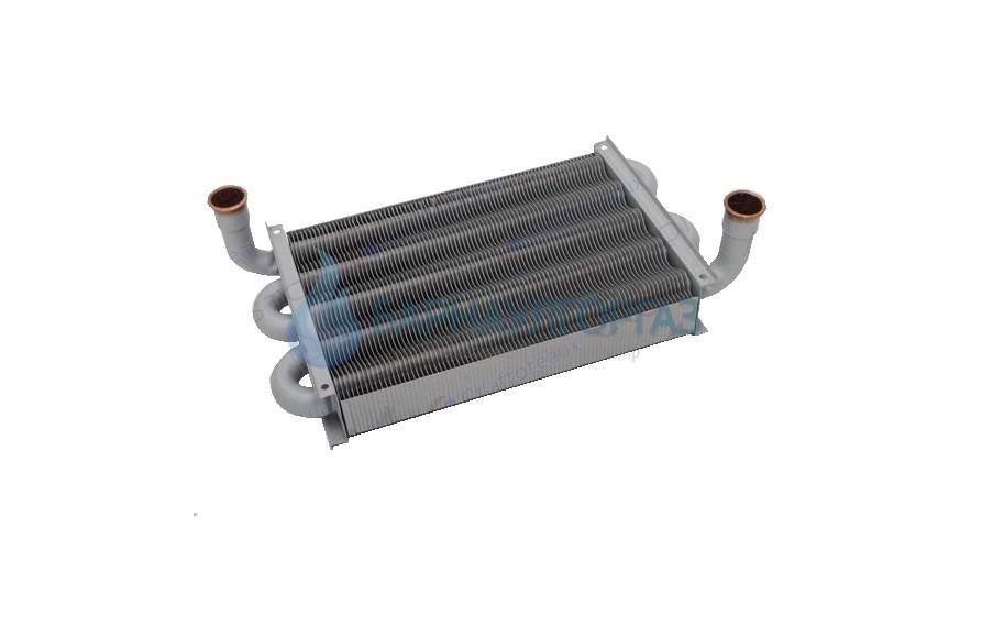 Основной теплообменник 15-24 кВт Ariston 65104247