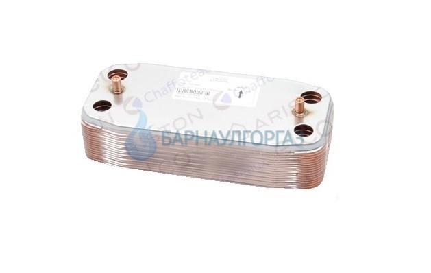 Теплообменник вторичный (ГВС) Ariston 65104333