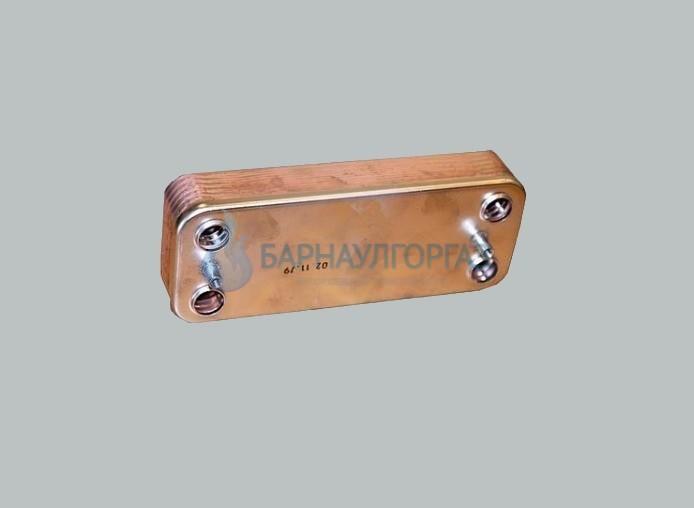 Теплообменник вторичный Electrolux Quantum 24 Fi (BI1181 122)