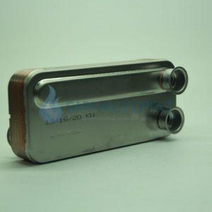 Теплообменник вторичный (ГВС) Navien 13-24 кВт (PAS161STS_001)