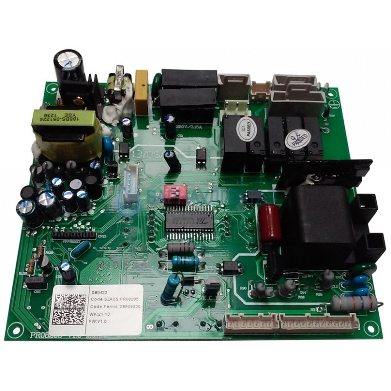 Плата управления DBM32 Ferroli (39848720, 36509332, 39848722, 36509330)