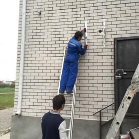 Установка кондиционеров в жилыхпомещениях