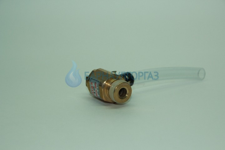 Клапан безопасности системы отопления 2,5 Бар Elsotherm 15-35 (S323100014)