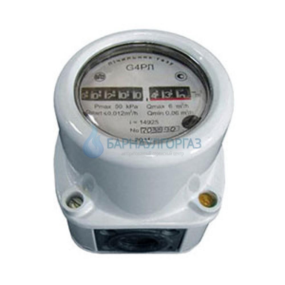 Счетчик газа Омега (РЛ) G4 бытовой роторный