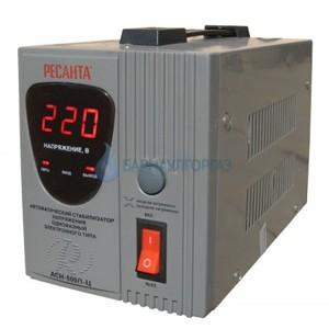 Стабилизатор напряжения Ресанта АСН — 500/1-Ц