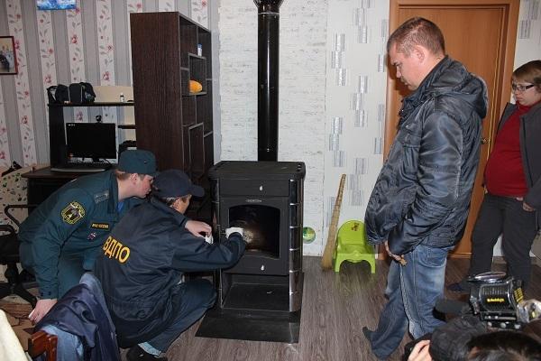 МЧС по Алтайскому краю предупреждает всех, кто пользуется печным отоплением